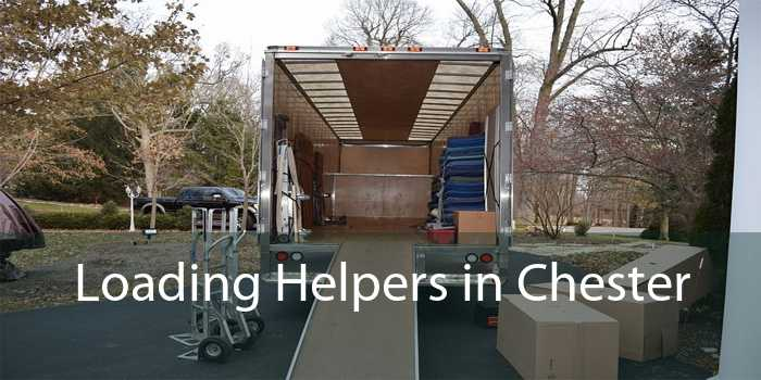 Loading Helpers in Chester