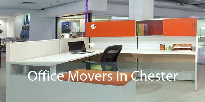 Office Movers in Chester