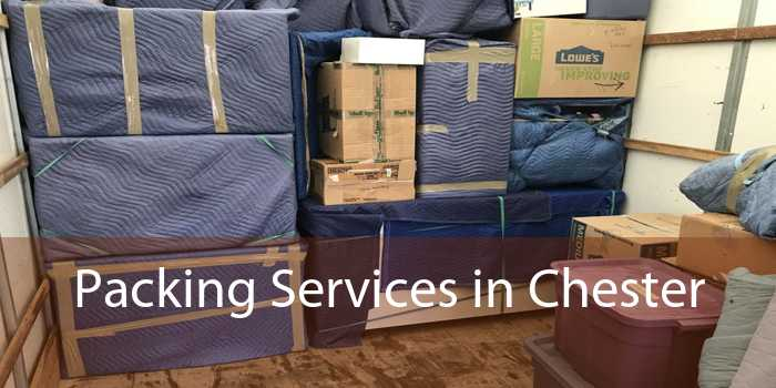 Packing Services in Chester