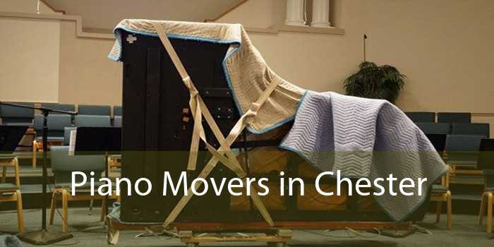 Piano Movers in Chester
